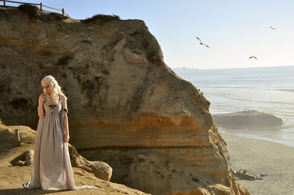 Daenerys Targaryen Wedding Dress Dress