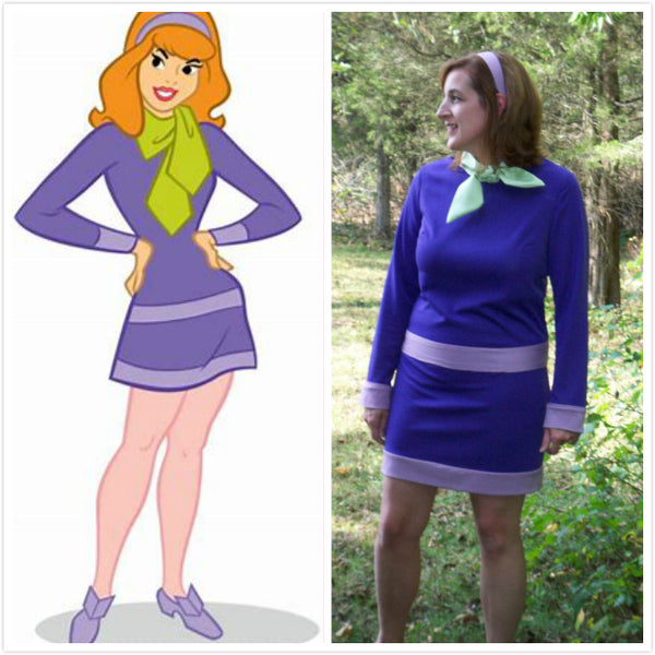 Daphne Blake Costume for adults