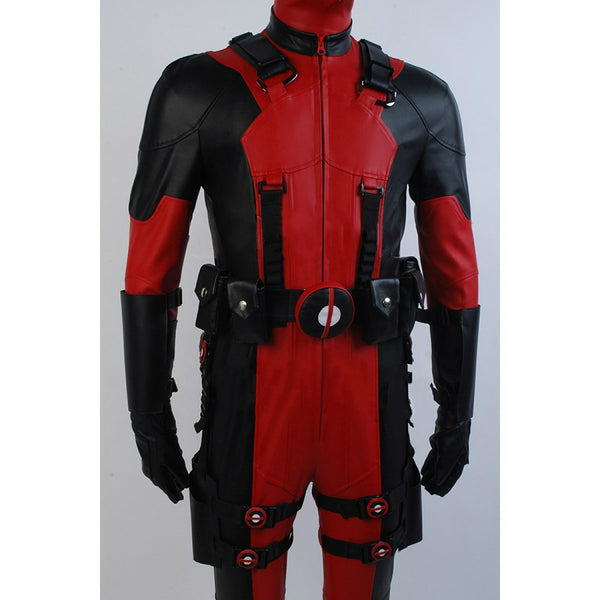 Deadpool Cosplay Costume for Adults Women Man