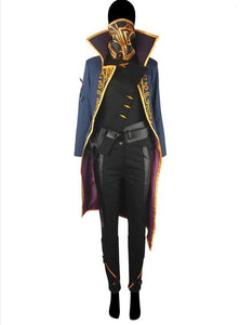 Dishonored 2 Corvo Attano Costume Full Sets