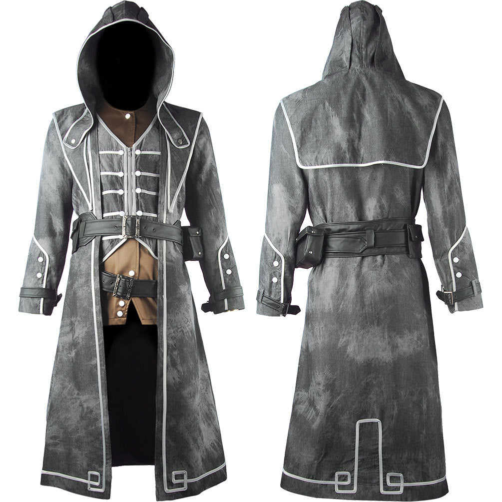 Dishonored Corvo Attano Costume for Female Male