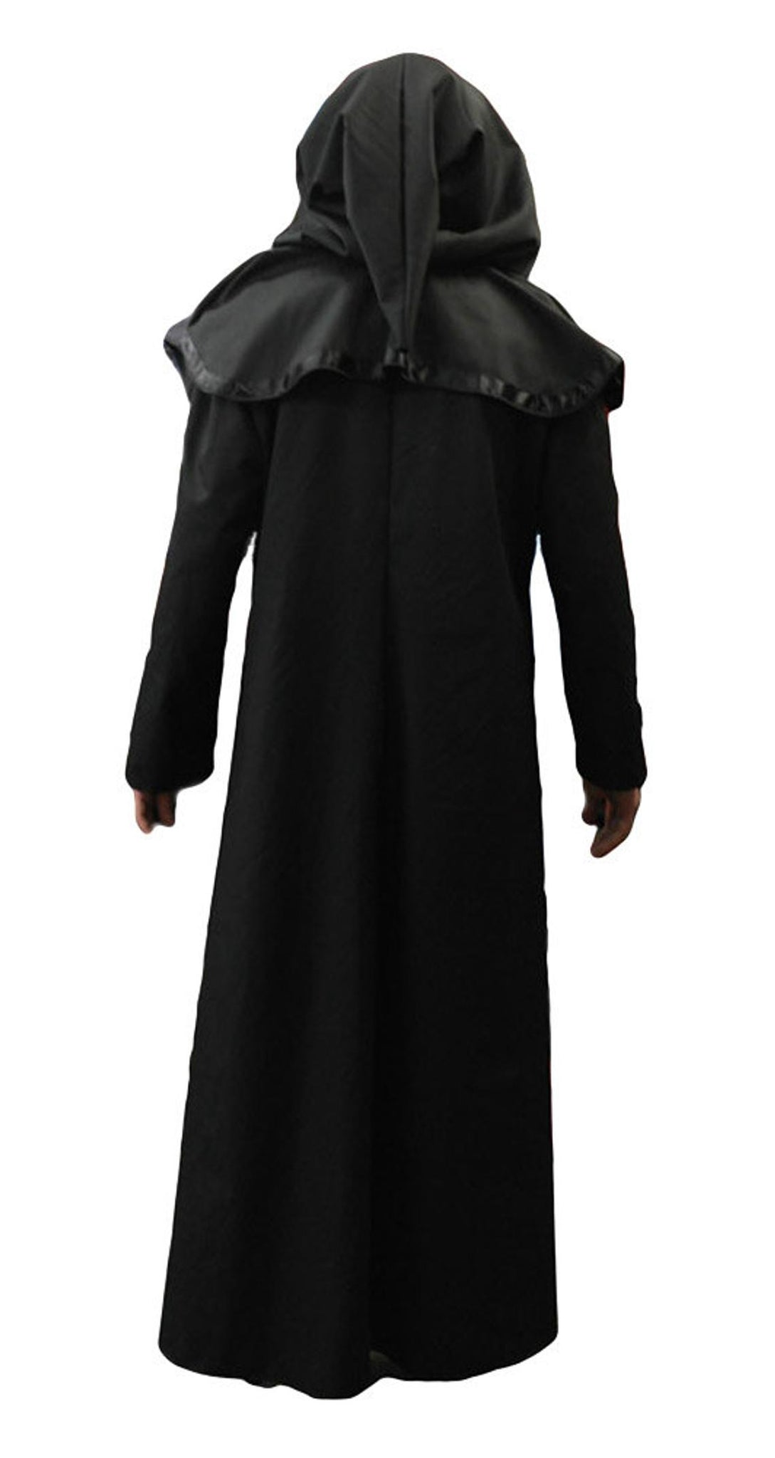 Drill Ghost Nameless Ghoul Robe Coat Costume