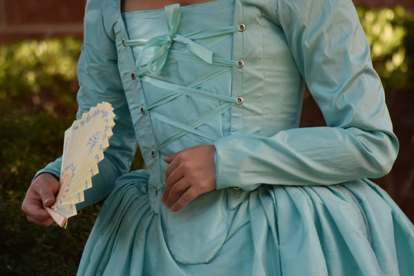 Eliza Schuyler Dress Cosplay Poldark Dress Marie Antoinette Gown