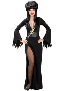 Elvira costume queen size Elvira dress clothing line plus size