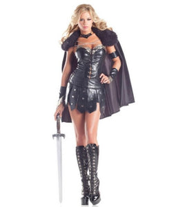 Female Xena costume plus size Xena skrit for women without boots