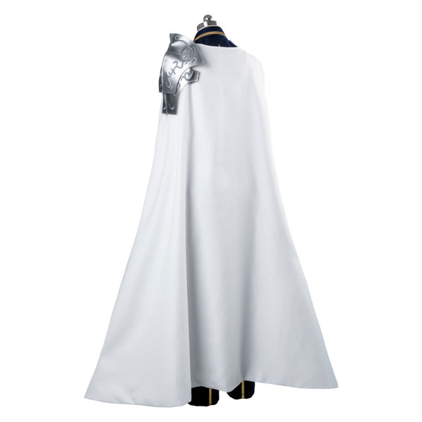 Fire Emblem Cosplay Chrom Battle Costume Outfit