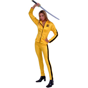 Halsey Kill Bill costume cosplay outfit plus size