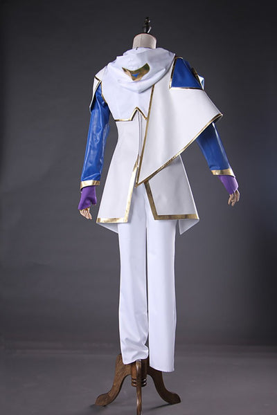 LOL Star Guardian Ezreal Cosplay Costume Adults