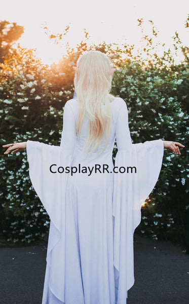 Legend of Zelda Goddess Hylia costume cosplay Hylia dress