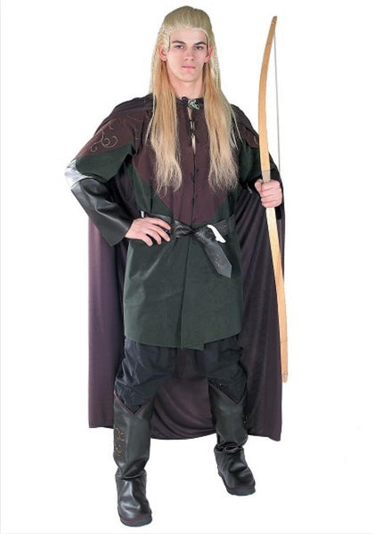 Legolas costume for male female Lord of the Rings cosplay costume