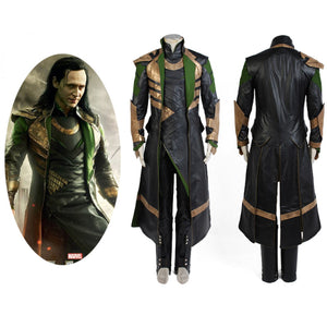 Loki Costume Adults Loki Outfit for Cheap