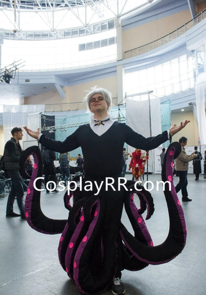 Male Ursula Costume plus size