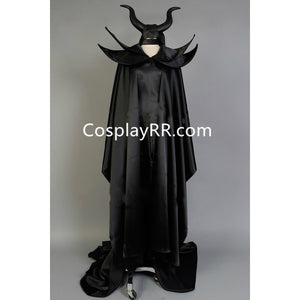 Maleficent costume Angelina Jolie Cosplay Dress for Adults