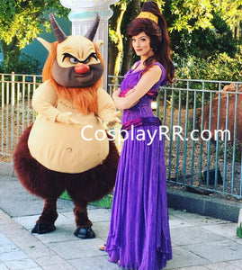 Megara dress plus size Megara costume