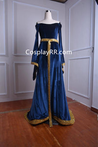 Merida Dress Adults, Merida Costume Plus Size