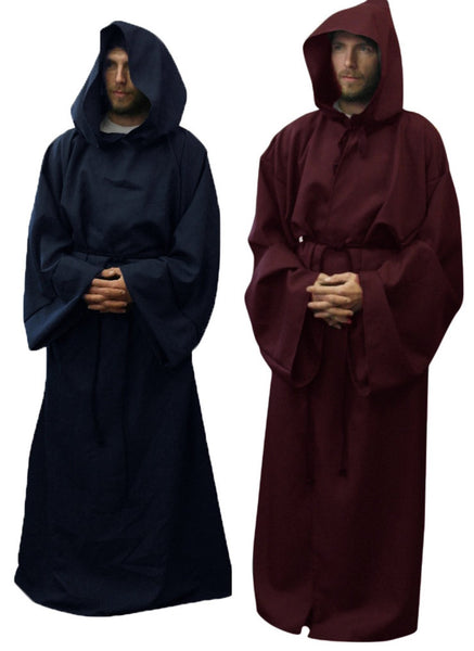 Merlins Medieval Closet Robe Cosplay Costume