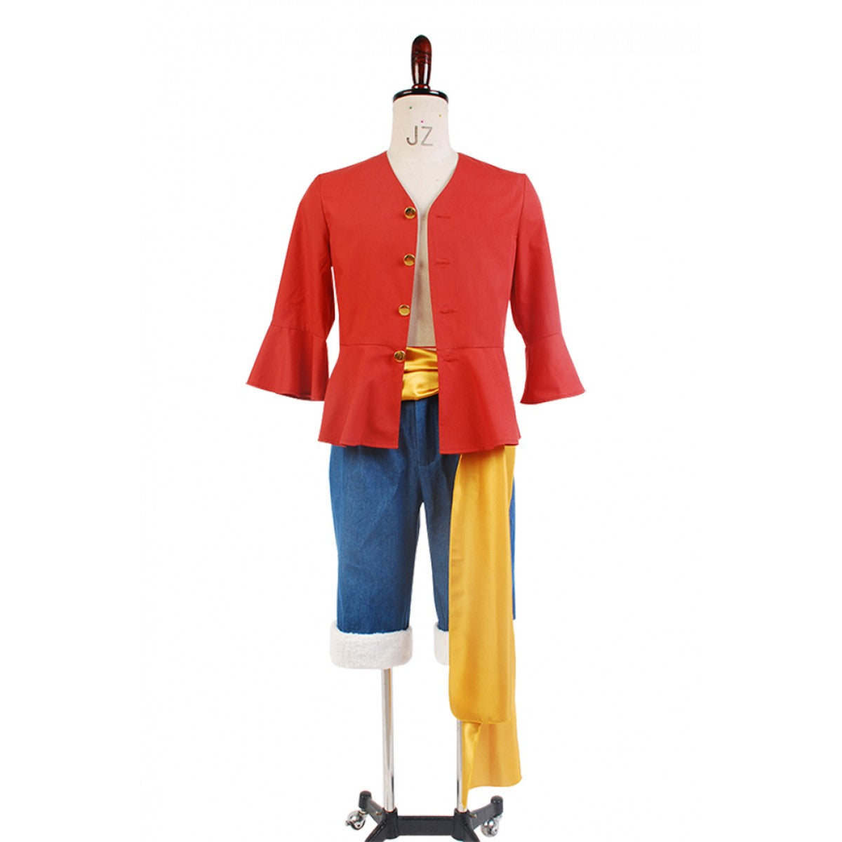 Monkey D Luffy Straw Hat Cosplay Costume for sale