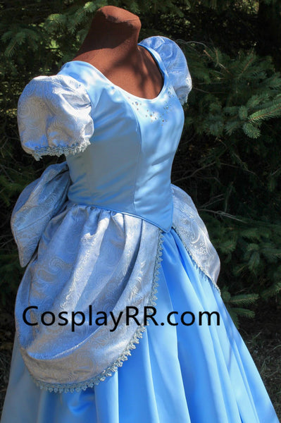 New Cinderella dress for sale adult costume