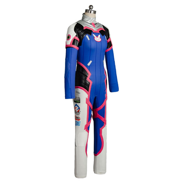 Overwatch DVA Hana Song Outfit Costume