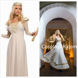 Oz the Great and Powerful Glinda costume magician dress