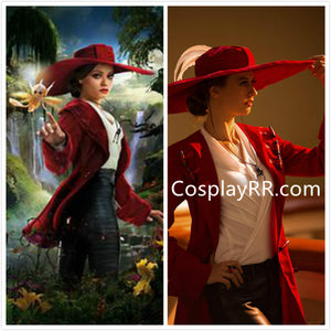 Oz the Great and Powerful Theodora costume magician sorceress