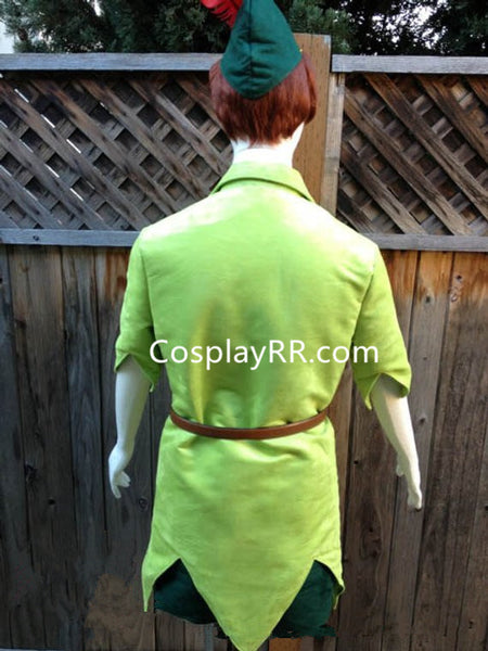 Peter Pan Costume for Adults Male