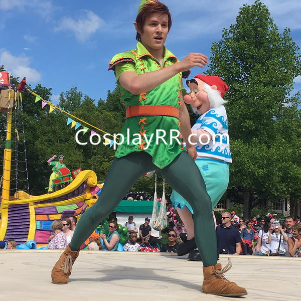 Peter Pan costume for female or male