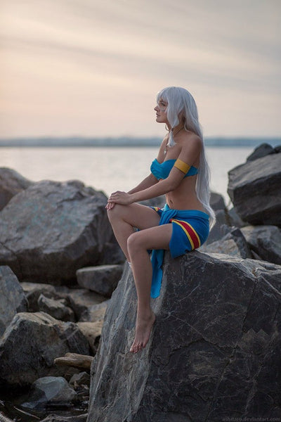 Princess Kida Costume Kida Outfit from Atlantis: The Lost Empire Halloween