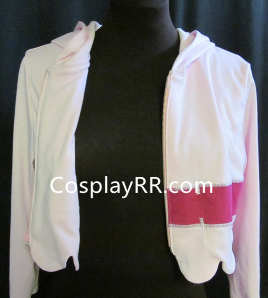 Princess Bubblegum Casual Costume Light Pink Jacket outfits