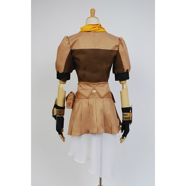 RWBY Yang Xiao Long Cosplay Costume Yellow Trailer for Cheap