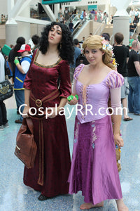 Rapunzel dress for adults Rapunzel Costume