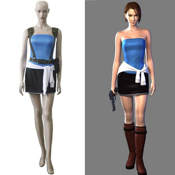 Resident Evil Jill Valentine Costume for Sale