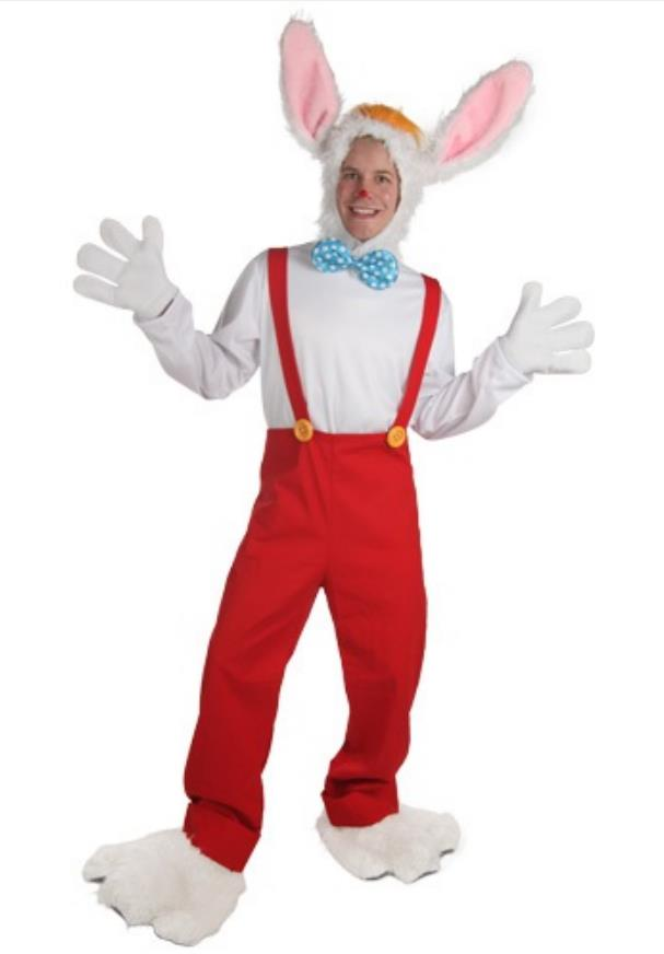 Roger Rabbit costume Who Framed Roger Rabbit cosplay costume