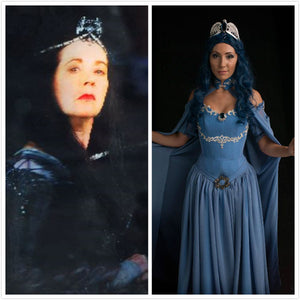 Rowena Ravenclaw witch dress cosplay costume