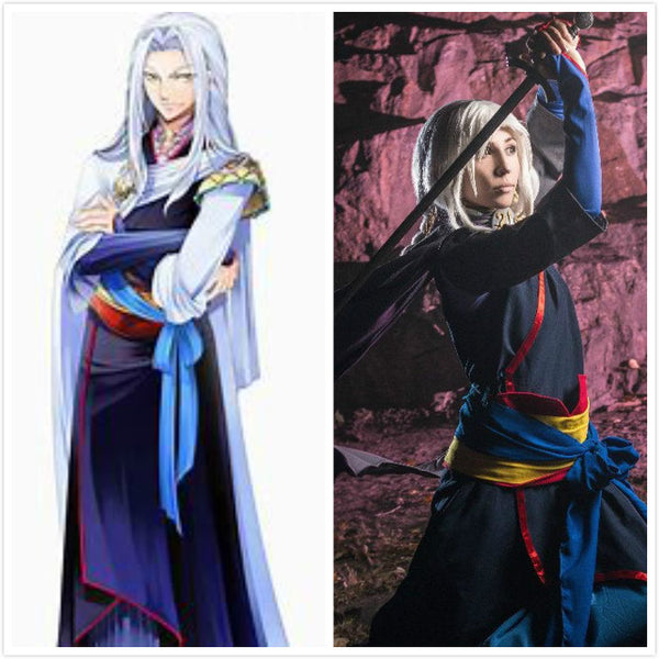 Sion Astal Costume The Legend  of the Legendary Heroes Cosplay Costume
