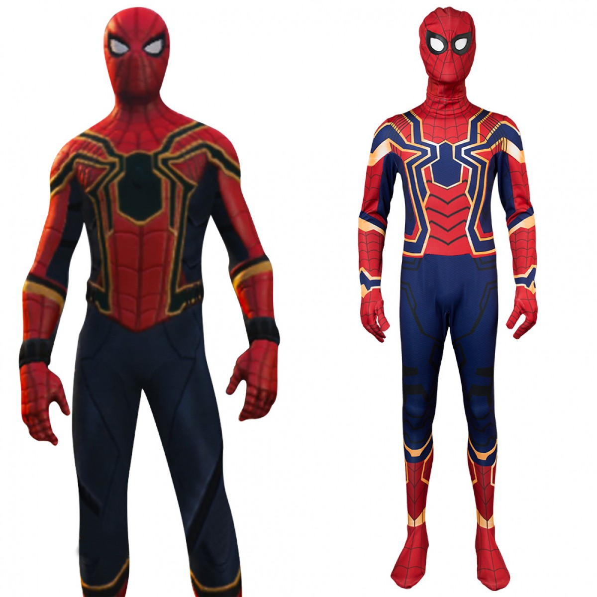 Spider SpiderMan Outfit Jumpsuit Cosplay Costume