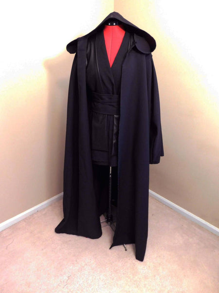 Star Wars Sith Costume Robe, Tunic, Obi, Tabbard Cosplay Costume