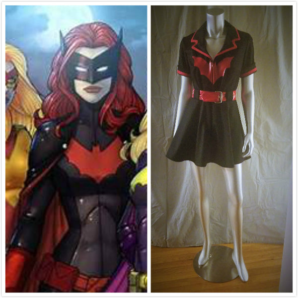 Superhero Costumes Bombshell Costume Cosplay for Adults