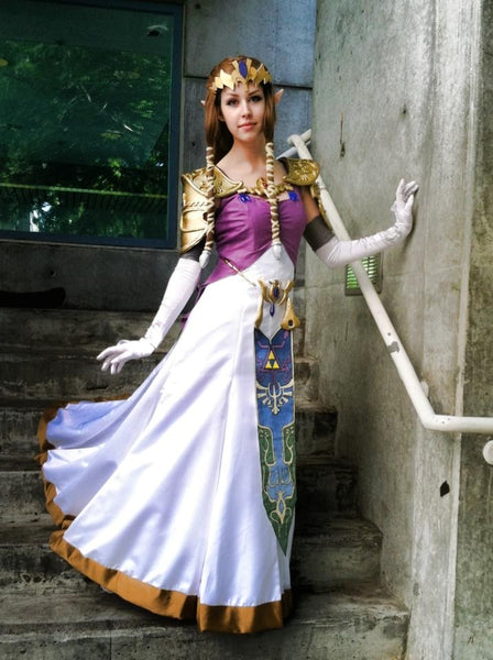 The Legend of Zelda Princess Zelda Costume for Women