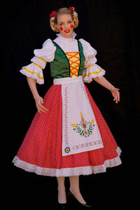 Truly Scrumptious Bavarian German Chitty Chitty Bang Bang Costume