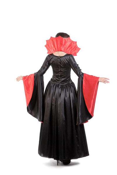 Victorian Queen Vampire Costume for Adult Women