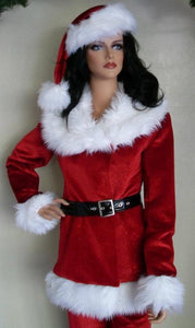 Women's Santa Suit A Adult Female Christmas Costume Plus Size