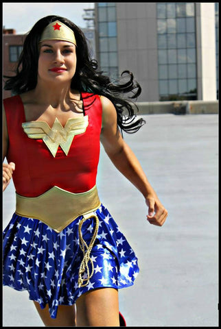 Wonder Woman Adult Costume Super Hero Costume