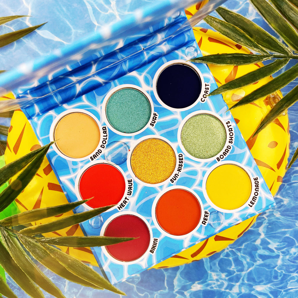 Ready Set Summer Palette