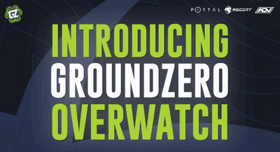 Introducing Ground Zero Overwatch