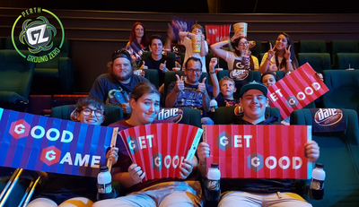 GZ Fan Club Launches at Gfinity!