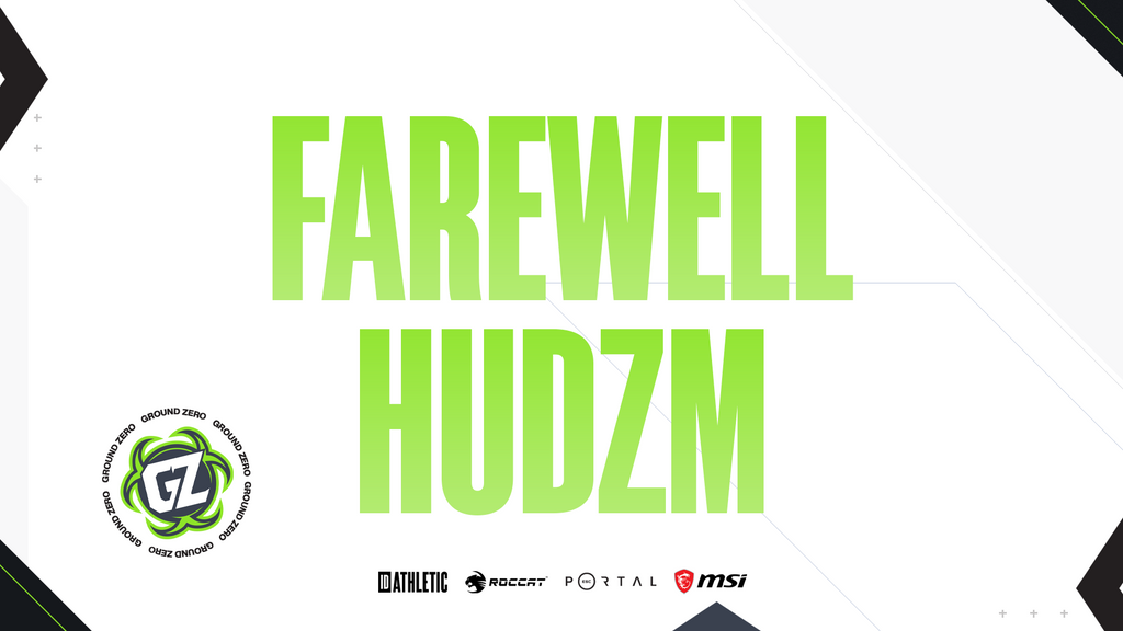 CS:GO Roster Update: HudzM