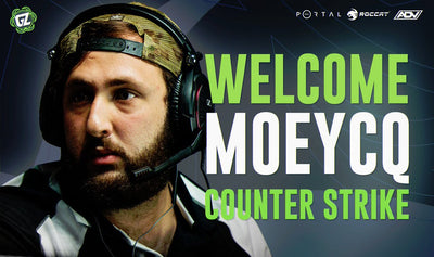 Introducing MoeyCQ to our CS:GO Roster