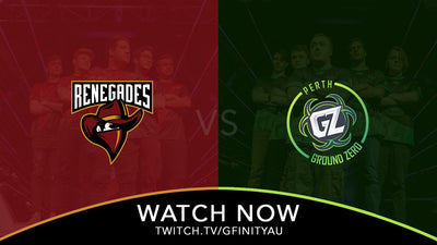 Ground Zero Play Renegades in Gfinity Exhibition Match