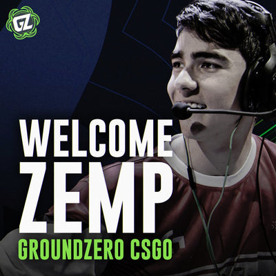 Introducing Zemp to our CS:GO Roster